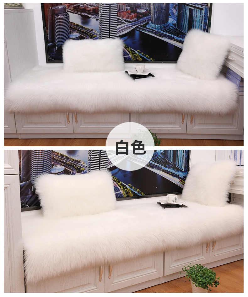 Groovy Muzzi Wool Living Room Coffee Table Cushion Sofa Carpet Plush Carpet Bedroom Covered Mattress White Floating Window Mat Uwap Interior Chair Design Uwaporg