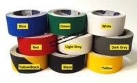 Color Choose 5cm 5M Waterproof Anti Slip Tape Cinta PVC Self Adhesive Tape Non Slip Tape