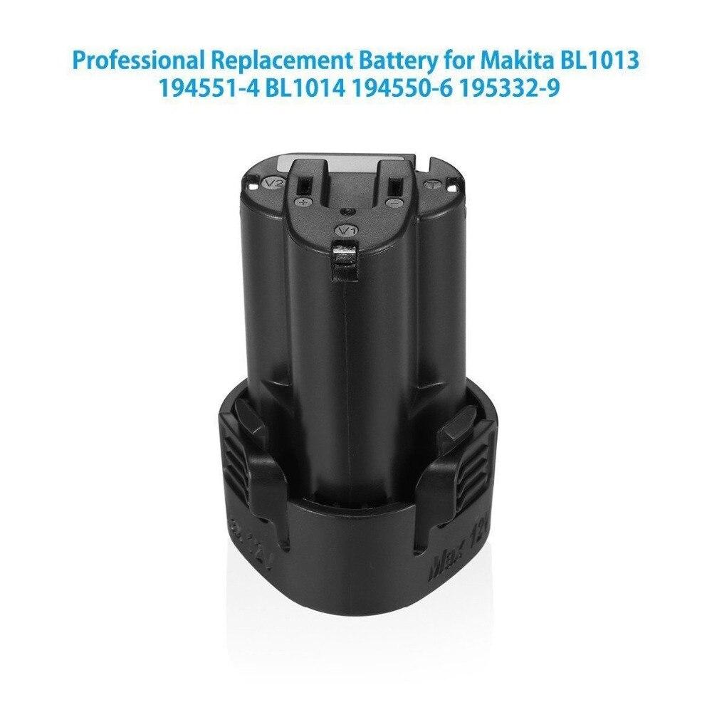Li-Ion Batterie 10,8v 1500mah pour Makita wt01 wt01w wt01z