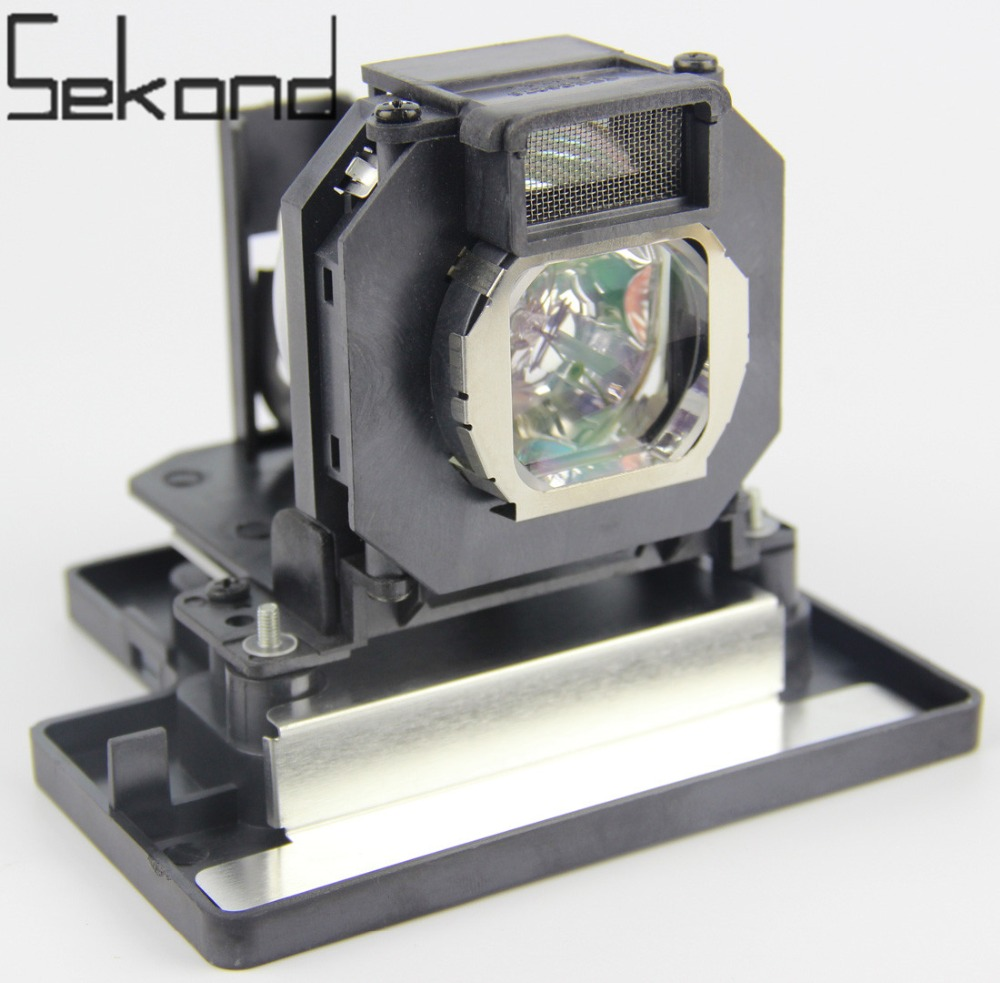 SEKOND ET-LAE4000 Projector Lamp with Housing For Panasonic PT-AE400 PT-AE4000 free shipping brand new replacement lamp with housing et lae4000 for pt ae400 pt ae4000 3pcs lot