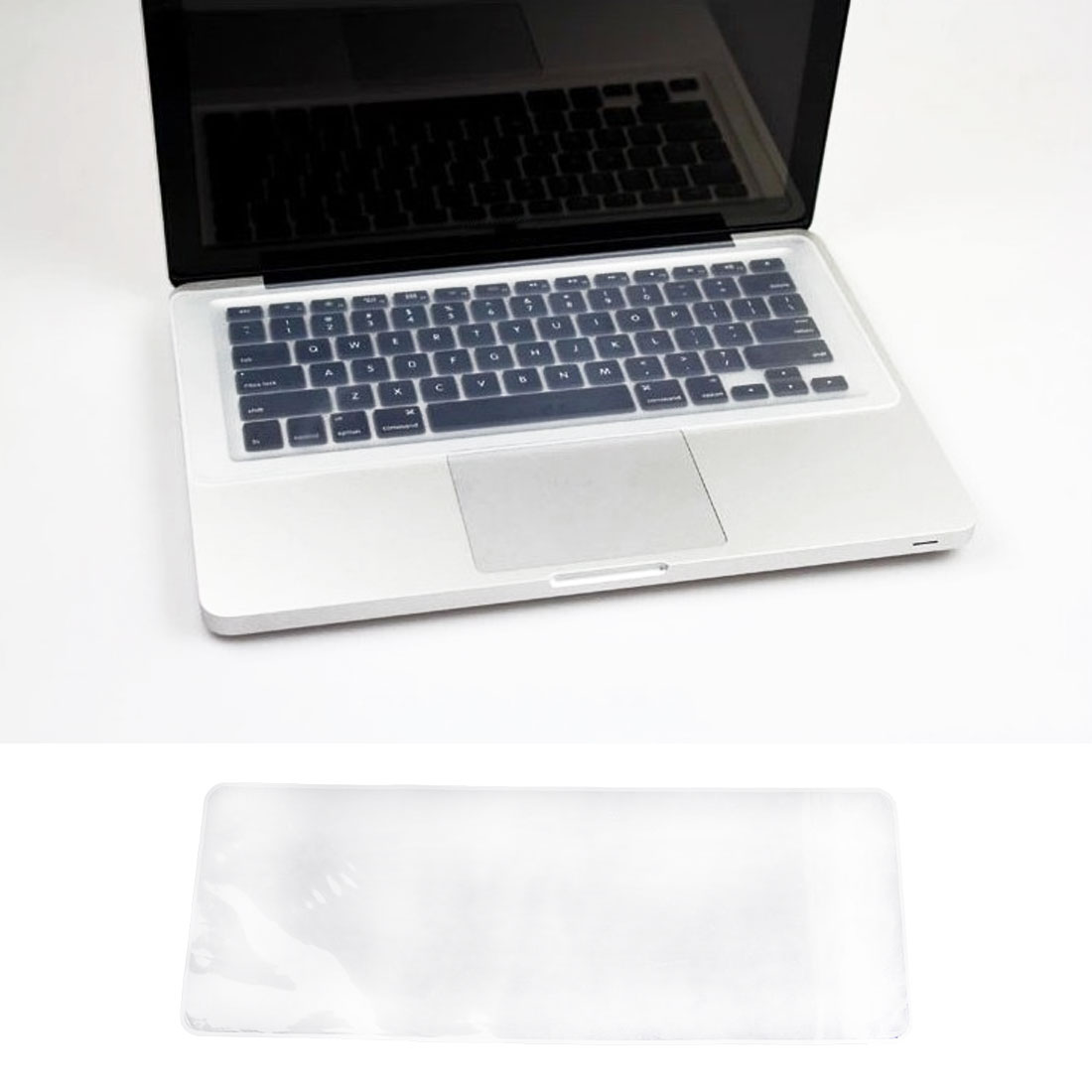 Anti dust Waterproof Keyboard Cover Universal Soft Silicone Protector Film Replacement for MacBook Laptop Notebook-12inch