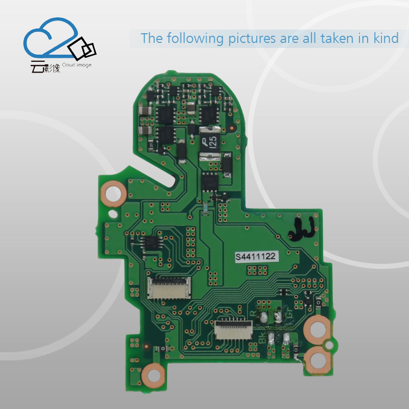Free shipping!Test OK!D7000 Power board Driver board,under the TOP LCD for Nikon D7000 Camera Repair parts