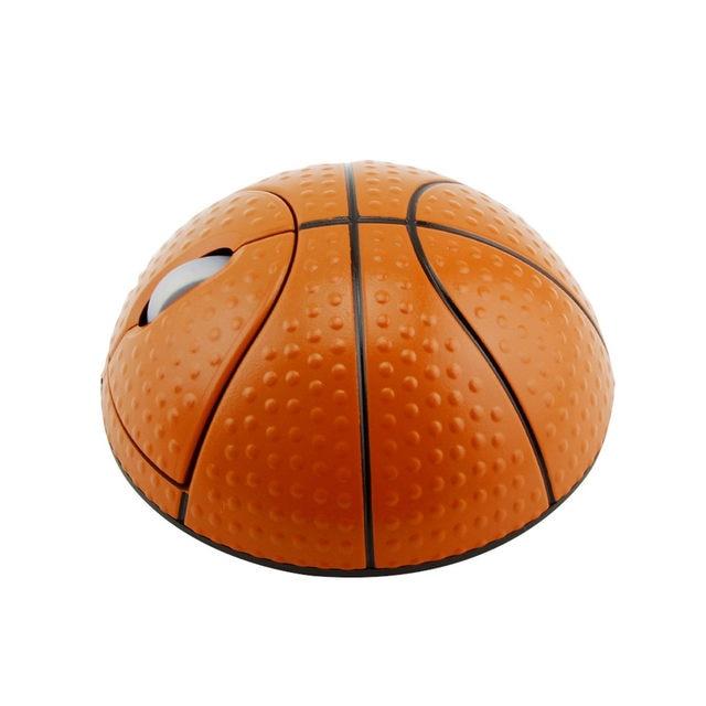 Wireless Basketball Mouse Ergonomic 3D