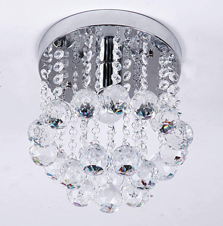 Free Modern Lead Crystal String Chandeliers Lighting Mini Pendant Hanging Lamps For Home Hotel Decor Model Cz8019s In From Lights