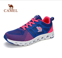 Camel Running Shoe Women New Arrival Shoes 2016 Outdoor Lace-up Sneaker A61397624