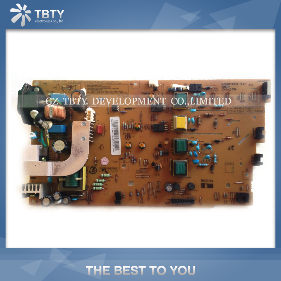 100% Test Printer Power Supply Board For Samsung ML 2525 2526 2580 2581 2580N 2581N  Power Board Panel On Sale printer power supply board for hp 4000 4050 hp4000 hp4050 power board panel on sale