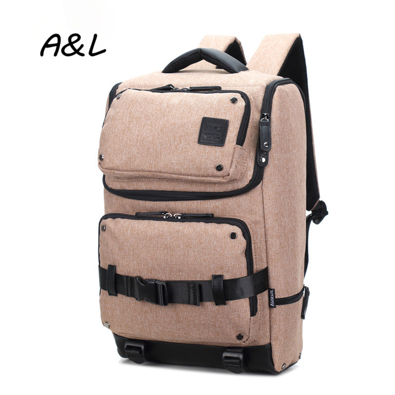 все цены на 2016 High Quality Men Backpack Laptop Bag Large Capacity Outdoor Travel Backpack Multifunctional Hiking Camping Women Bag A0082