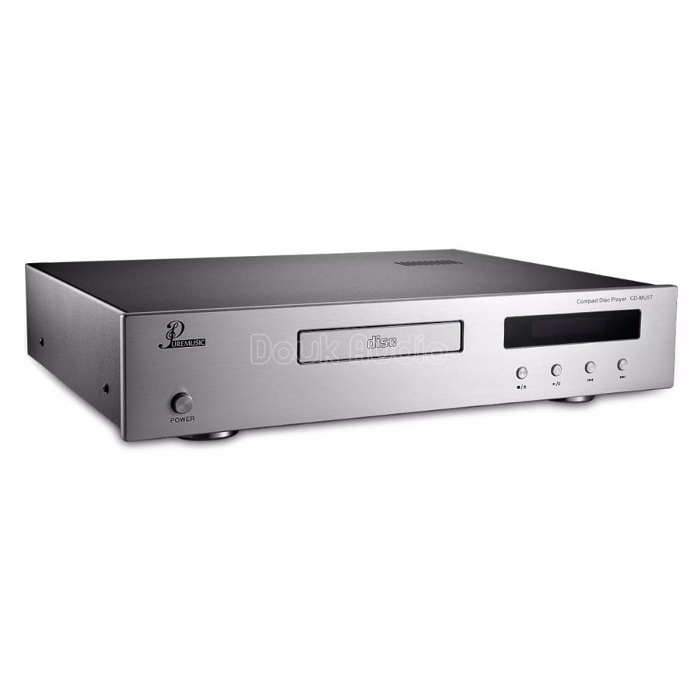 Nobsound télécommande Hifi Tube GE5670 lecteur de disque CD DAC USB noyau Coaxial optique PCM1795