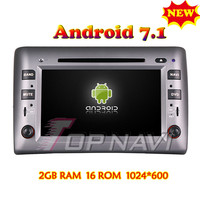 Wanusual Android 7 1 Car PC DVD Player For Fiat Stilo 2002 2003 2004 2005 2006
