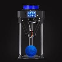 MAG BIQU kompletny montaż MINI Drukarki 3D jako prezent pulpit kossel delta krajowy wysoka precyzja ekran dotykowy Titan wytłaczarki