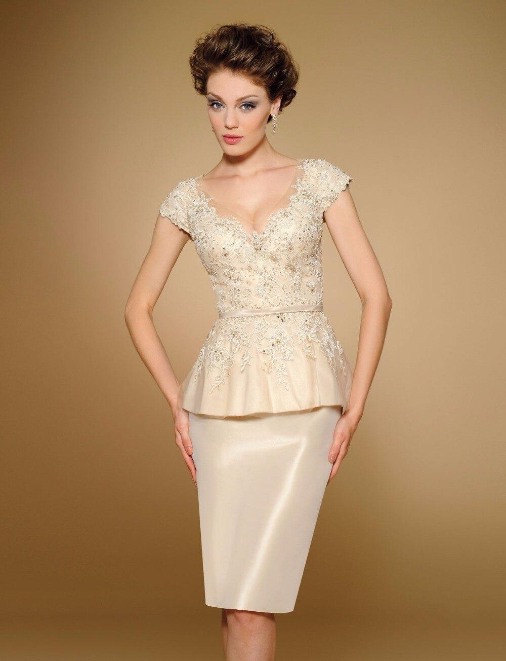 Online Get Cheap Mother Bride Groom Dresses -Aliexpress.com ...