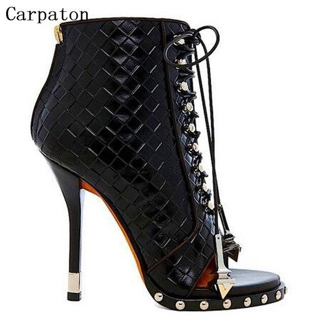 Bottine bas femme chaussure d'hiver en daim chaud arrive à au-dessus de la cheville avec talon sexy bon rapport qualité prix HpMMqzK