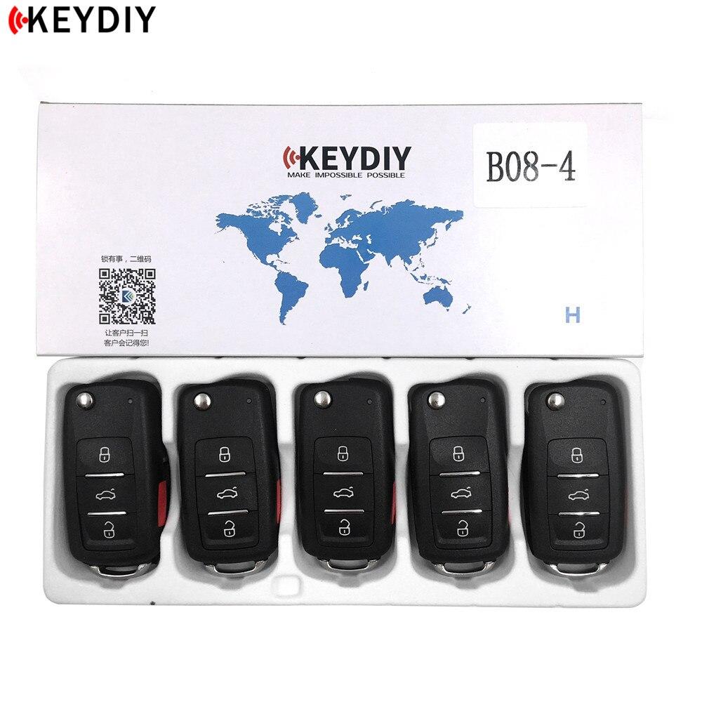 HKCYSEA 5pcs lot New KD B08 3 4 for KD900 KD MINI URG200 KD X2 Key
