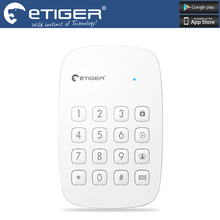 Etiger etiger Wireless RFID Keyboard KP-800 for Etiger Alarm System S4/S3B