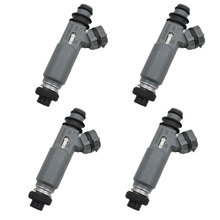 Fuel-Injector Mazda Protege for 1997-1998 1999-2001 4pcs/Lot 1955003110