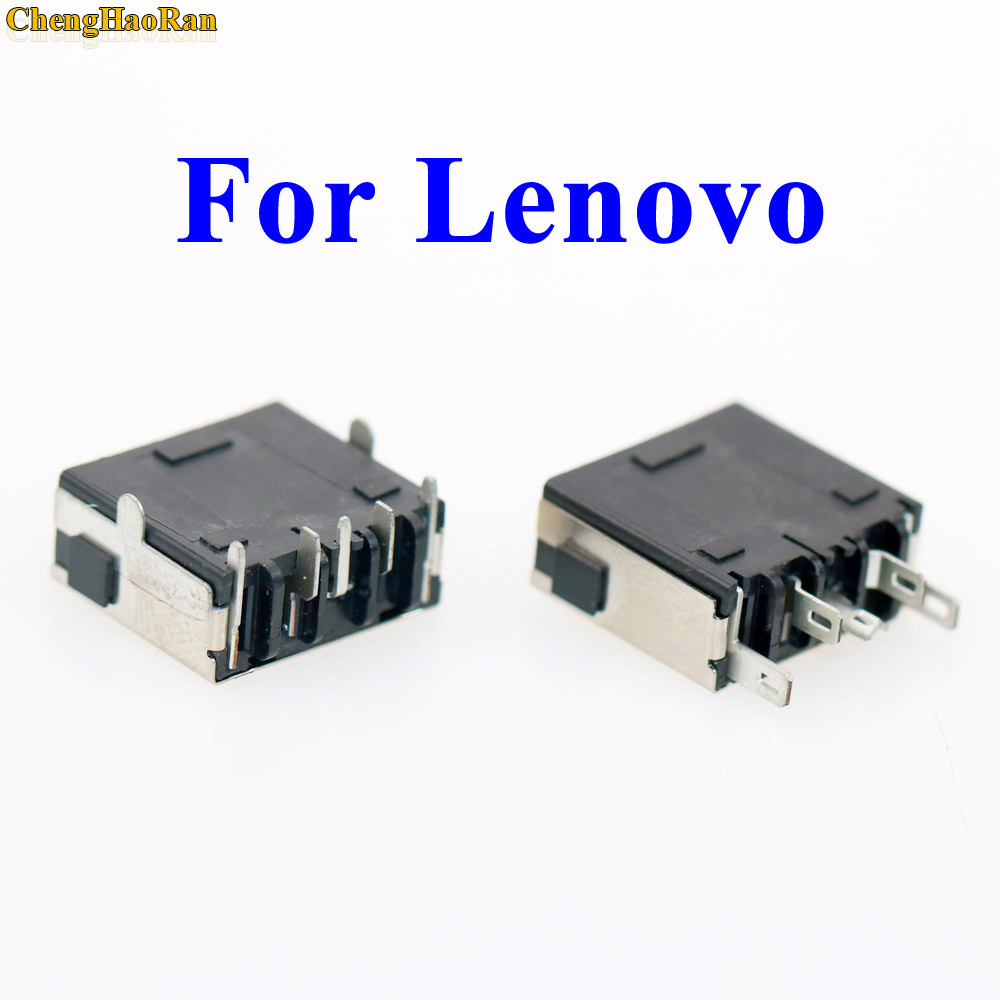 Notebook Computer DC Power Jack Harness Plug In No Cable For Lenovo Ideapad G50 70 80 85 90 PJ704 Laptop Connector Cable Adapter