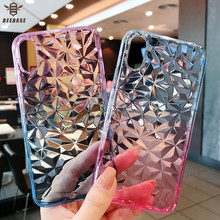 Silicone Case For iphone X 7 6s capa  Fashion transparent soft Cover 6 8 Plus coque