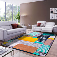 Europe Modern Carpet For Living Room Simple Area Rug For Bedroom Home Decor Sofa Coffee Table