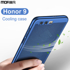 huawei honor 9 case cover radiate heat cooling coque ultra thin mofi back protective capas honor9 cooling huawei honor 9 case