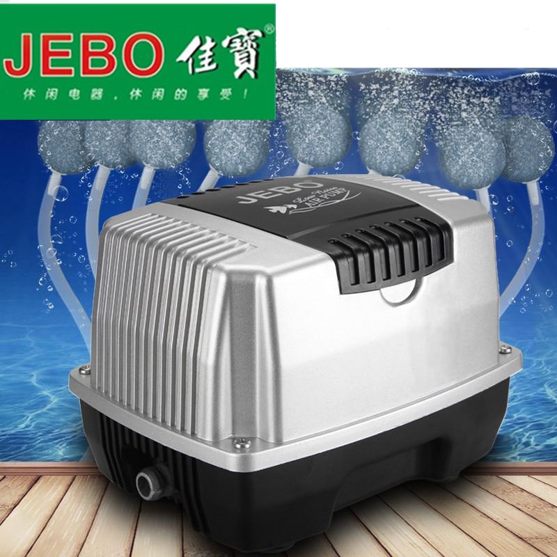 Jebo p30 10ワット空気圧縮機大ボリューム空気ポンプ超静かな酸素増加マシン酸素すすぎ水族館ハイパワー空気ポンプ  グループ上の ホーム&ガーデン からの エアポンプ & アクセサリー の中 2