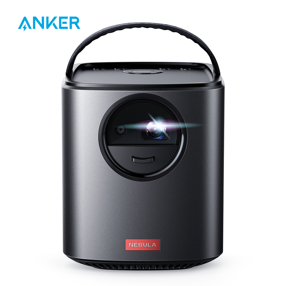 Nebula by Anker Mars II 300 ANSI lm Portable Home Theater Projector with 720p 30 150'' DLP Picture 10W Speakers Android 7.1 on AliExpress - 11.11_Double 11_Singles' Day