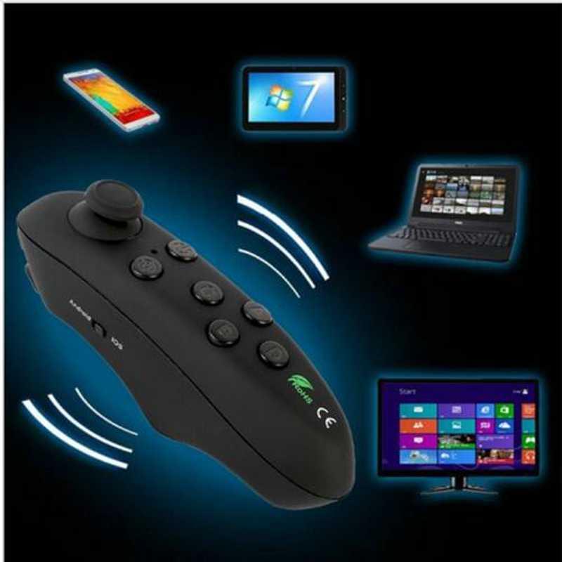 Dehyaton Bluetooth пульт дистанционного управления Джойстик для игр в виртуальной реальности геймпад беспроводной джойстик Android VR игровой коврик для 3D очки виртуальной реальности