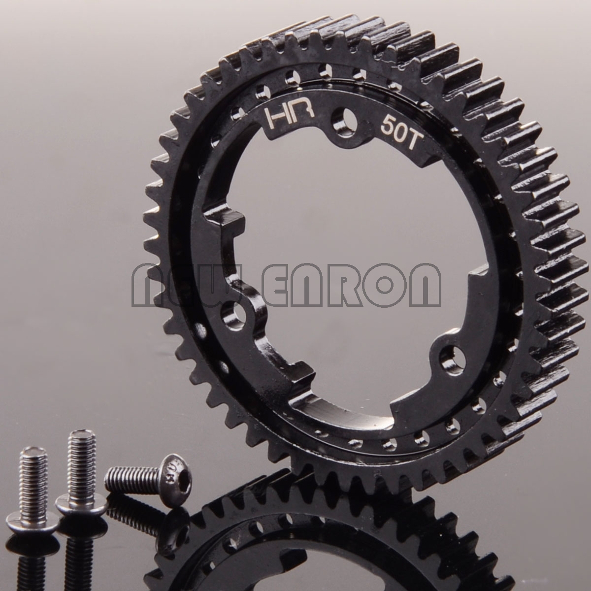 NEW ENRON 1/5 Hot Racing Steel 50T 1 Mod Hardened Steel Spur Gear TXM050T For Traxxas X Maxx XO-1