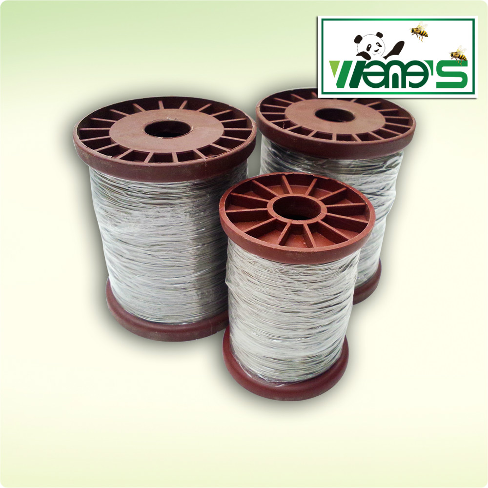 1 Kg Dia 0 45mm Ss201 Stainless Steel Wire Spool Beehive Frame