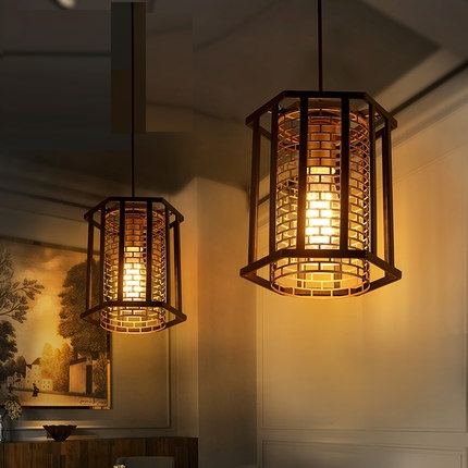 Loft Style Iron Vintage Pendant Light Fixtures RH Edison Industrial Lamp Dining Room Bar Hanging Droplight Indoor Lighting loft vintage edison glass light ceiling lamp cafe dining bar club aisle t300