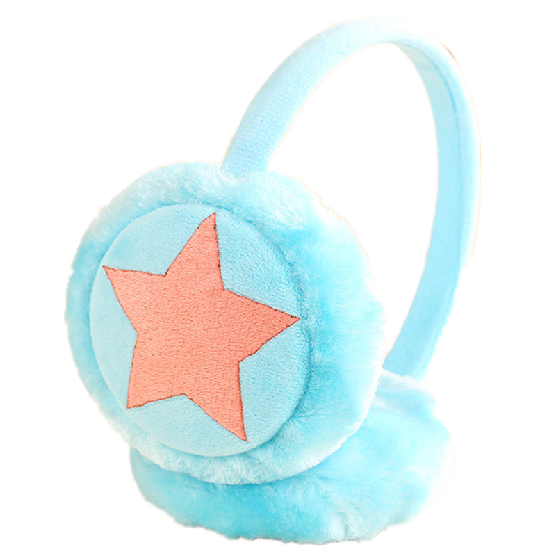 Ear Warmers Male Female Children Earmuffs Plush Fluffy Warm Fur Earmuffs Earlap Ear Cover Ear Muffs Orejeras Winter Freeshipping