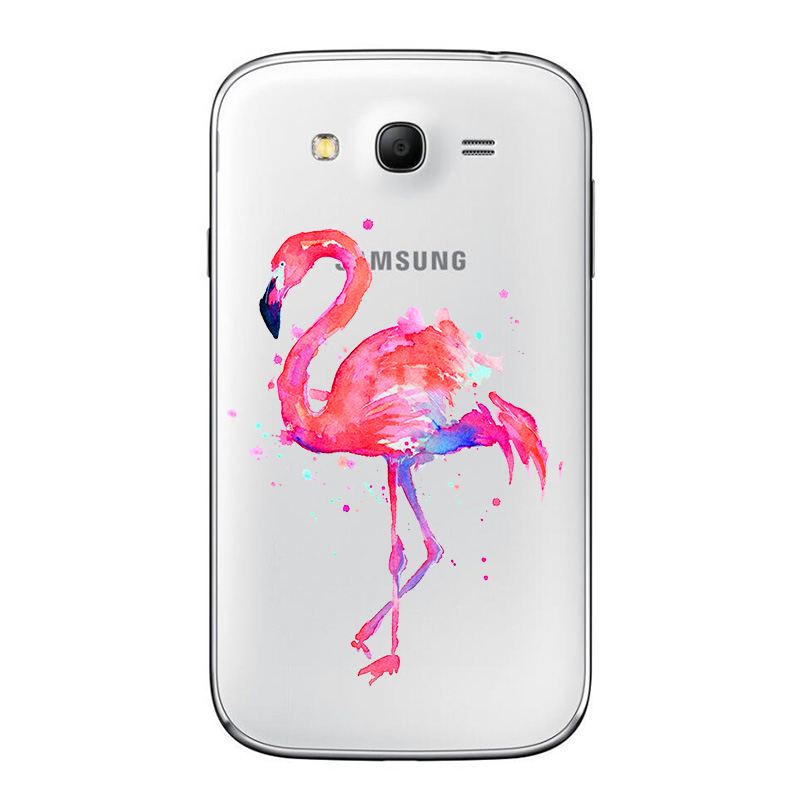 Принт с фруктами префект чехол для Coque Samsung Galaxy Grand Neo плюс I9060 i9060i и дуэта i9082 кремния Прозрачный крышка
