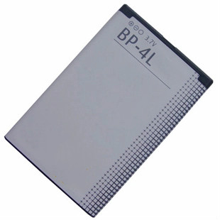 1500mAh BP-4L Accumulator BP 4L Battery For <font><b>Nokia</b></font> E52 E55 E63 E71 E72 E73 6790 6760 <font><b>6650</b></font> N810 N97 E90 E95 image