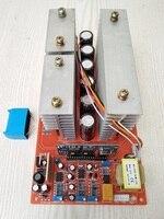 24V 36V 48V 60V 1kW To 5kW Pure Sine Wave Power Frequency Inverter Motherboard Circuit Board