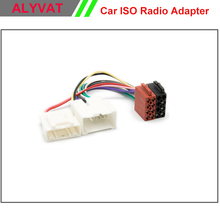 Car ISO Wiring Harness For RENAULT Logan Sandero Duster 2012 Power Radio Wire Cable Auto Stereo
