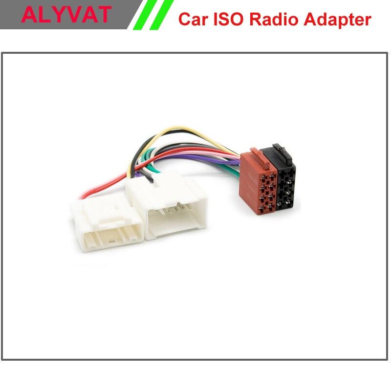 Voiture ISO Câblage Harnais Pour RENAULT Logan Sandero Duster 2012 + Puissance Radio Fil Câble Auto Stéréo Adaptateur Connecteur Adaptateur Plug