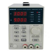 KORAD KA3010D alimentation cc 30V 10A 0.01V 0.001A régulée numériquement précision Variable Programmable alimentation régulée