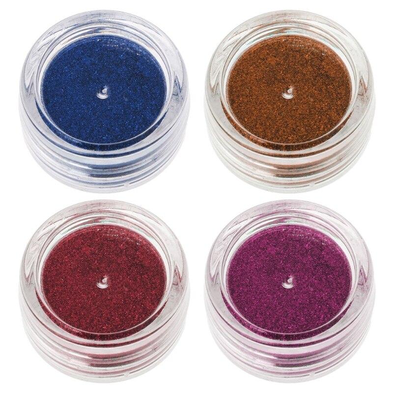 Liberal Glitter Spiegel Pulver Chrom Staub Nail Art Pigment Maniküre Gel Polnischen Diy Werkzeug Mit Einem LangjäHrigen Ruf Acryl Puder & Flüssigkeiten