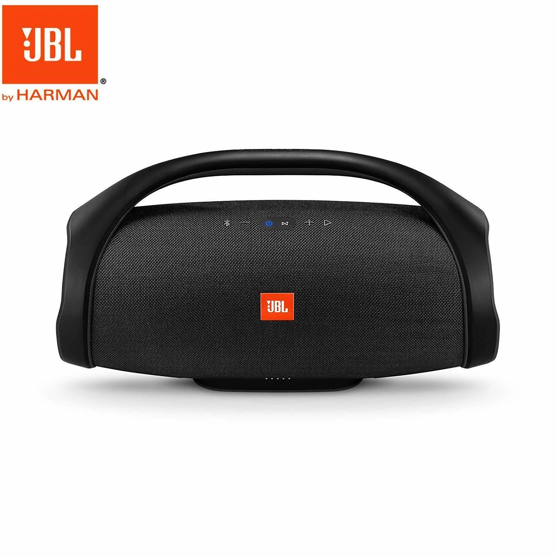 JBL BOOMBOOX haut-parleur Bluetooth pour mélomane Altavoz Enceinte Bluetooth stéréo basse Caixa Som Jbl haut-parleur étanche avec micro