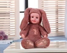 Muñecos Bebés Conejos