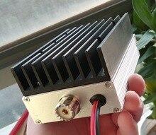 새로운 433 mhz rf 전력 증폭기 디지털 증폭기 u 섹션 워키 토키 증폭기 40 w