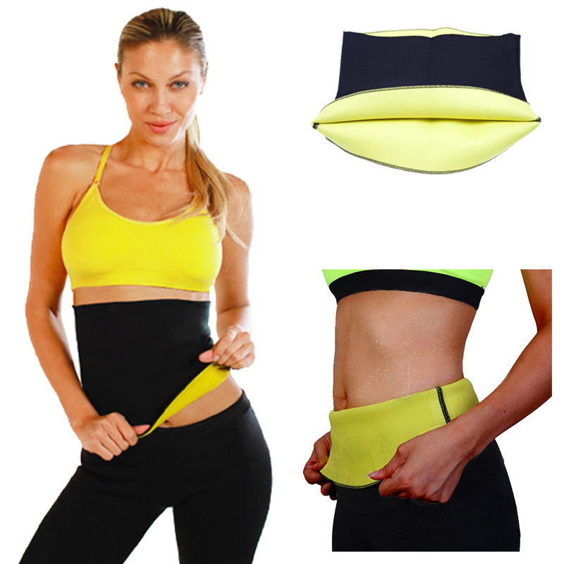 69b3c01e319 Detail Feedback Questions about YIELODER Sexy Shaper Women Waist Cincher  Fitness Trainer Size Slimming Belt Hot Tummy Girdle Corset Neoprene Waist  Shapewear ...
