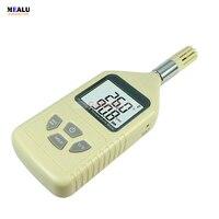 سيارة ميزان الحرارة ترمومتر داخلي الحرارية كاميرا الرطوبة 'u0026 مقياس الحرارة Gm1360