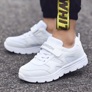 2019 New White Kids Shoes Fash