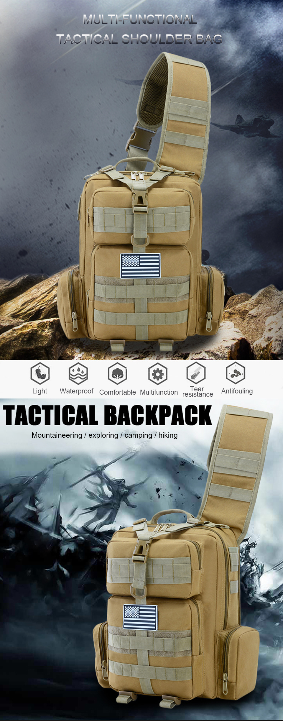 Outdoor-Sports-Military-Bag-Tactical-Bags-Climbing-Shoulder-Bag-Camping-Hiking-Hunting-Chest-Daypack-Molle-Camouflage-Backpack_01