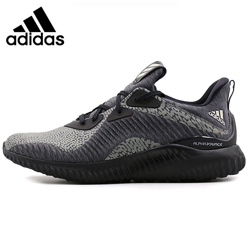 Original New Arrival  Adidas alphabounce hpc ams Men's  Running Shoes Sneakers