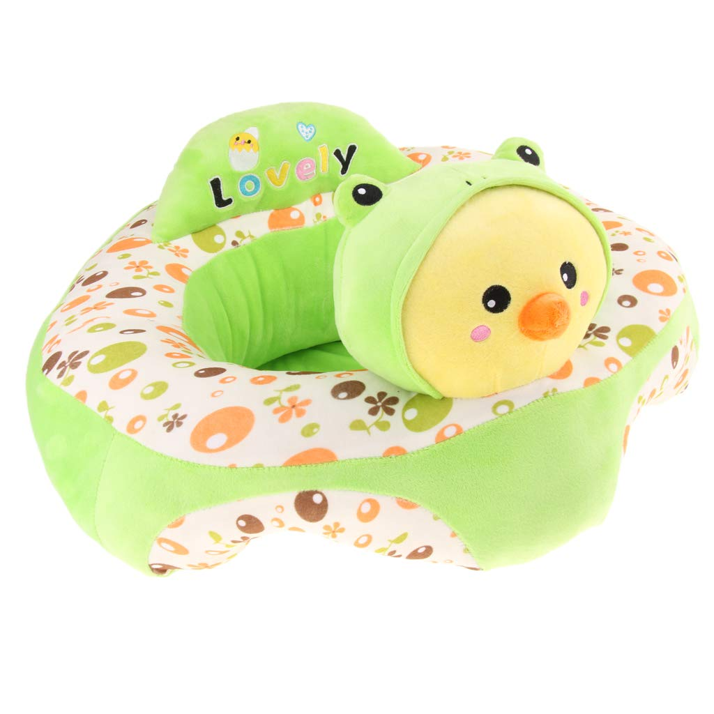 Baby Seats Sofa Plush Chair Soft Support Seat Nursing Anti-rollover Cushion Learning Sit Toys For Children Toddler Kids