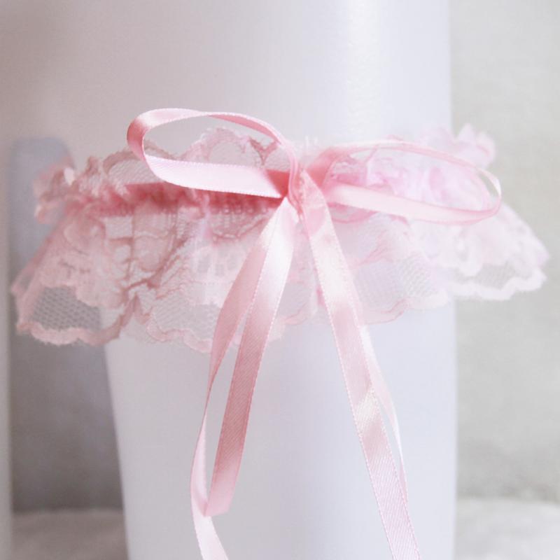 Underwear & Sleepwears Garters Garter White Embroidery Flower Beading Rhinestone Female Wedding Garters For Bride Rubber Lace Band Bridal Leg Garters Wg009