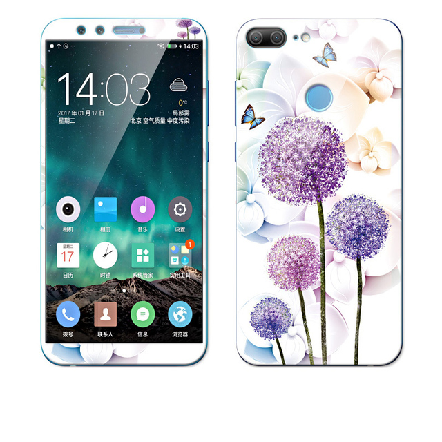 huge selection of 26ff4 1cfb2 US $6.89 |Huawei Honor 9 lite Case Cute TPU Back Cover Case For Honor 9  lite Case Protective Phone Bags with Screen Protector-in Fitted Cases from  ...
