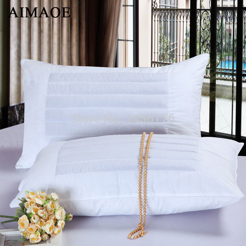 Herb buckwheat neck guard health care pillow hotels trip buckwheat pillow wholesale 48 * 74cm yun buckwheat