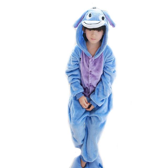 2017 halloween kostüm für kinder cosplay Kawaii tier I ah onesie ...